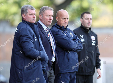 Editorial picture of Stirling Albion v Rangers - 06 Oct 2012