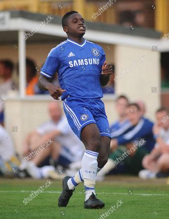 Football - 2012 / 2013 pre-season friendly - Sutton United vs Chelsea XI Kevin Wright - chelsea at Borough Sports Ground
