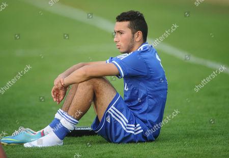 Football - 2012 / 2013 pre-season friendly - Sutton United vs Chelsea XI Christian Cuevas - chelsea at Borough Sports Ground