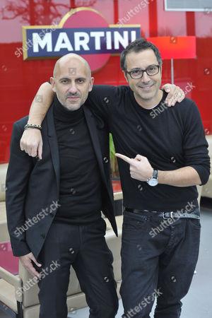 Marco Ponti and Luca Bianchini