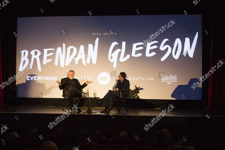 Editorial photo of BIFA Meets Brendan Gleeson, Screen on the Green, London, UK - 17 Nov 2016