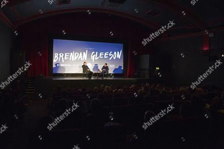 Brendan Gleeson speaks to Dave Calhoun