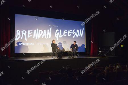 Editorial image of BIFA Meets Brendan Gleeson, Screen on the Green, London, UK - 17 Nov 2016