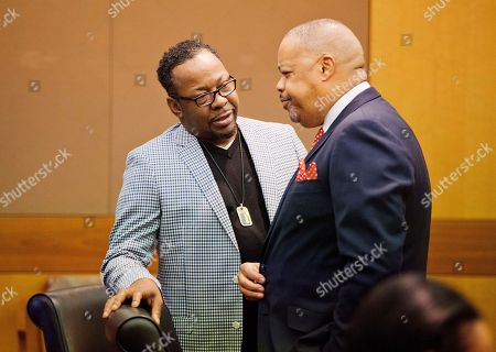 Bobby Brown, David Ware Bobby Brown, the father of Bobbi Kristina Brown, left, talks with David Ware, attorney for Bobbi's estate, during a wrongful death case against her partner, Nick Gordon, in Atlanta, . Brown, the celebrity daughter of singers Whitney Houston and Bobby Brown, was found face-down and unresponsive in a bathtub in her suburban Atlanta townhome in January 2015