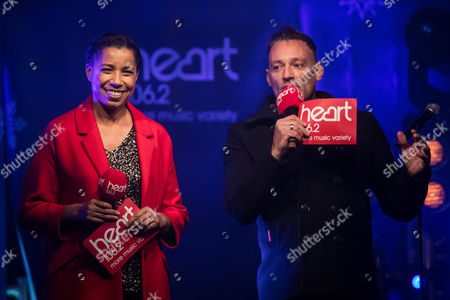 Margherita Taylor and Toby Anstis