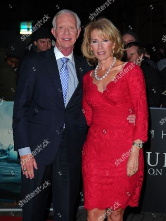 Captain Chesley B Sullenberger III and wife