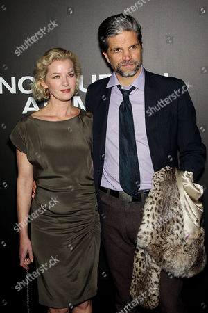 Stock Image of Gretchen Mol, Tod Williams