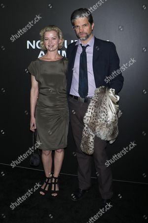 Stock Photo of Gretchen Mol and Tod Williams