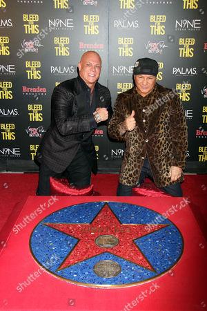 Editorial photo of 'Bleed For This' film screening, Las Vegas, USA - 17 Nov 2016