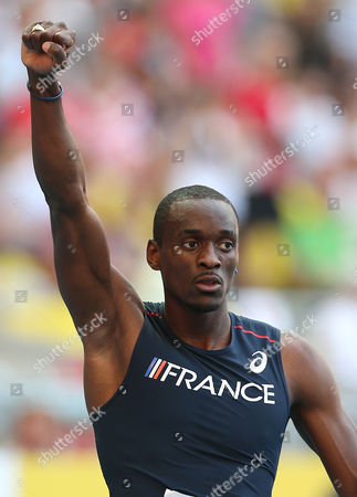 Editorial picture of 14th IAAF World Athletics Championships Moscow 2013 - Day Nine - 20 Aug 2013