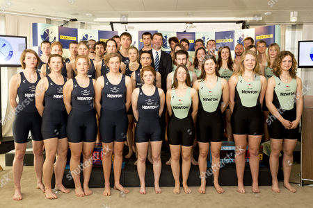 Editorial image of 2013 Boat Race Crew Announcement