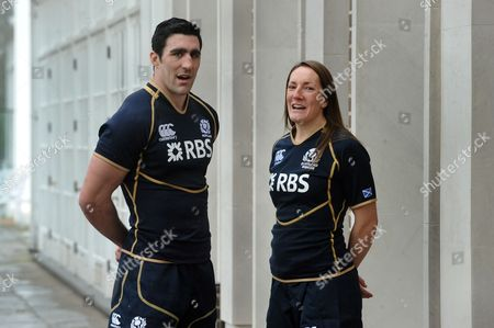 Editorial image of 2013 RBS Six Nations Launch - 23 Jan 2013