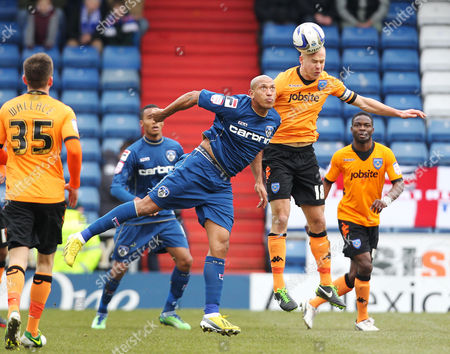 Editorial picture of npower League One - 23/02/2013 - Oldham Athletic vs Portsmouth