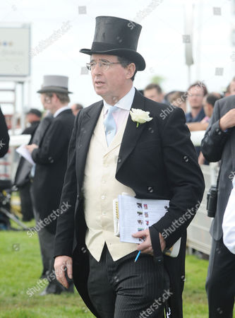 Horse Racing - 2014 Investec Epsom Derby Festival - Derby Day Lord Teddy Grimthorpe racing Manager to Prince Khalid Abdullah His Horse Flintshire was 2nd in the Coronartion cup