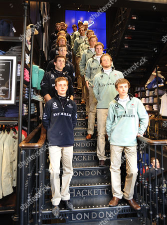 Editorial picture of Men's Boat Race