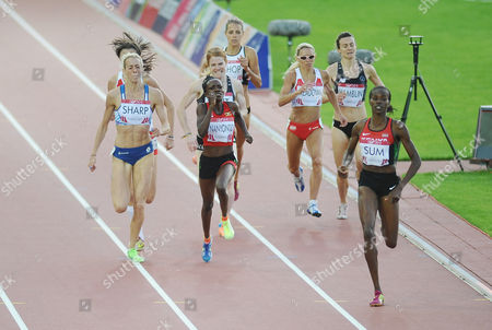 Editorial picture of Commonwealth Games Athletics