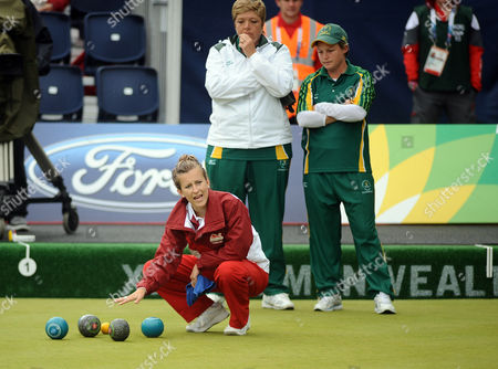 Editorial photo of Commonwealth Games Bowls