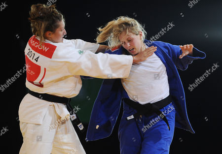 Editorial photo of Commonwealth Games Judo - 26 Jul 2014
