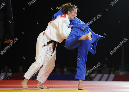 Editorial picture of Commonwealth Games Judo - 26 Jul 2014
