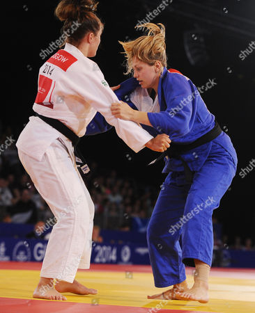 Editorial image of Commonwealth Games Judo - 26 Jul 2014
