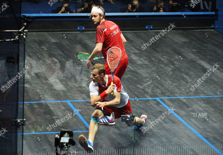 Editorial picture of Commonwealth Games Squash - 28 Jul 2014