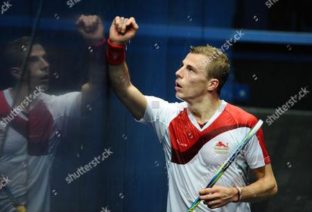 Editorial photo of Commonwealth Games Squash - 28 Jul 2014