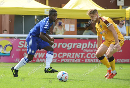 Editorial photo of Sutton United v Chelsea X1 - 12 Jul 2014