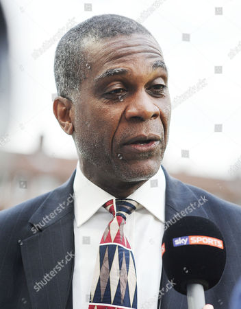 Cricket - 2015 Australia Tour of England - Fifth Ashes Test at The Oval Sky TV commentator Michael Holding during the Morning session of the second day's play