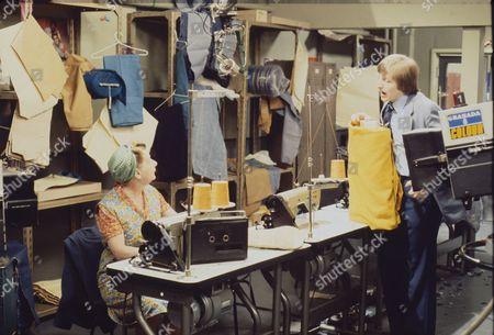 "Editorial photo of ""Coronation Street"" TV series  - 1978"