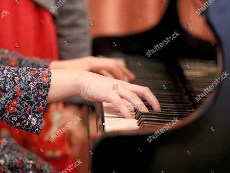 Alma Deutscher In this picture Alma Deutscher plays piano during a rehearsal in Vienna, Austria. Alma Deutscher is a composer, virtuoso pianist and concert violinist who wrote her first sonata five years ago and whose first full opera will have its world premiere next month. All of which is special only because she 11