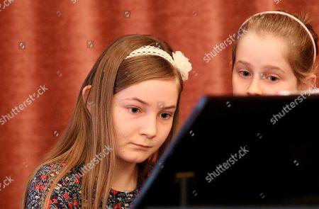 Editorial image of Austria Child Prodigy, Vienna, Austria - 17 Nov 2016