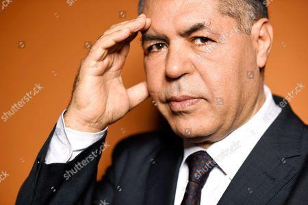 Stock Image of Malek Chebel