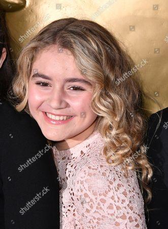 Stock Photo of Matilda Ramsay