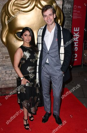 Stock Picture of Rameet Rauli, Oliver Dench