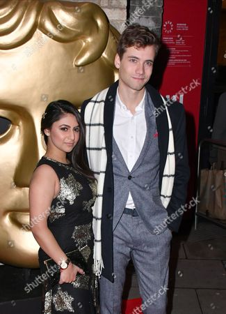 Stock Image of Rameet Rauli, Oliver Dench