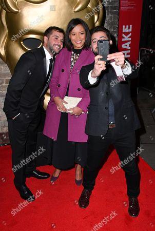 Editorial picture of BAFTA British Academy Children's Awards, Arrivals, London, UK - 20 Nov 2016