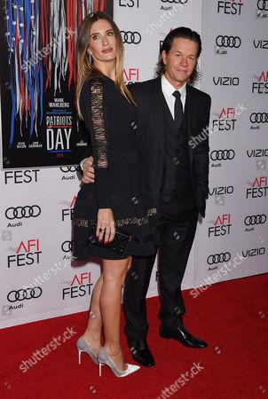Mark Wahlberg ; Rhea Durham