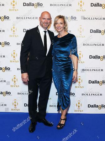 Editorial image of Dallaglio Foundation 8Rocks Annual Fundraising Gala Dinner, London, UK - 18 Nov 2016