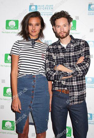Editorial photo of Blue Jeans Go Green 10th anniversary event, New York, USA - 17 Nov 2016