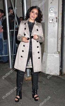 Stock Picture of Yasmine Al Massri
