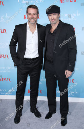 David Sutcliffe and Scott Patterson