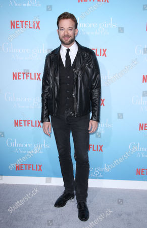 Editorial photo of 'Gilmore Girls: A Year in the Life' TV Series Premiere, Arrivals, Los Angeles, USA - 18 Nov 2016