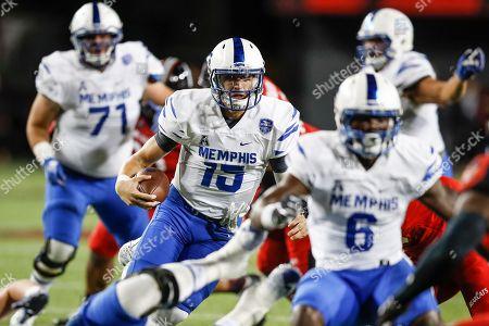 Jason Stewart Memphis quarterback Jason Stewart (15) runs the ball in the first half of an NCAA college football game against Cincinnati, in Cincinnati