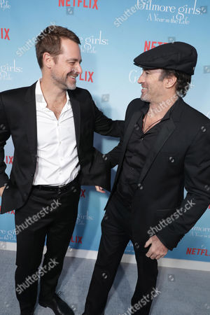 David Sutcliffe, Scott Patterson