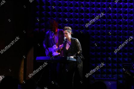 Editorial picture of Employee of the Month, Joe's Pub, New York, USA - 17 Nov 2016