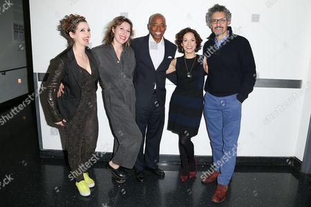 Adira Amram, Martha Wainwright, Eric Adams, Catie Lazarus, John Turturro