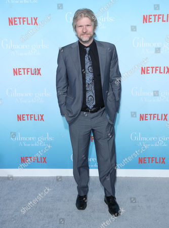 Editorial image of 'Gilmore Girls: A Year in the Life' TV Series Premiere, Arrivals, Los Angeles, USA - 18 Nov 2016