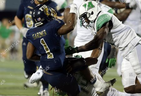 Editorial picture of Marshall Thundering Herd v Florida International Panthers, NCAA football game, Miami, USA - 19 Nov 2016
