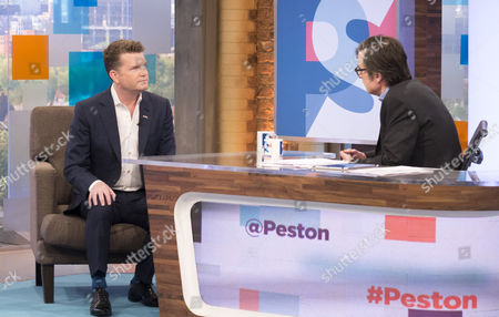 Matthew Barzun and Robert Peston