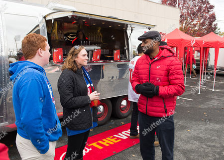 Editorial image of THE Ultimate Cocktailgating Experience by Stoli, Carlstadt, USA - 20 Nov 2016